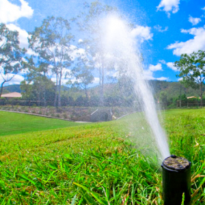 Rainfall Lawn Sprinkler System Contractor Pensacola Florida